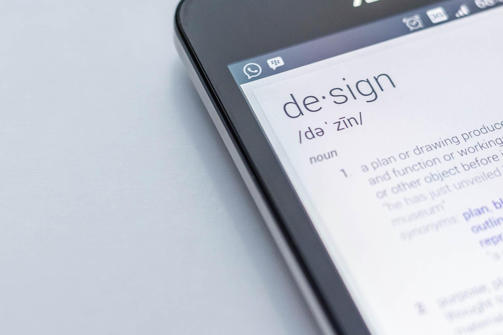 Comparison between UI Design, UX Design and Interface Design