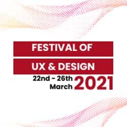 Festival of UX & Design 2021