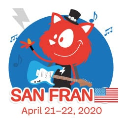 SmashingConf 2020 (San Francisco)